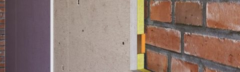 Звукоизоляция неровных стен и потолков